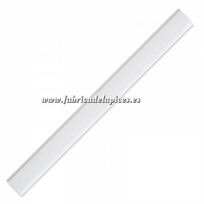 Imagen De Carpintero hexagonal Lápiz de carpintero hexagonal de madera blanco
