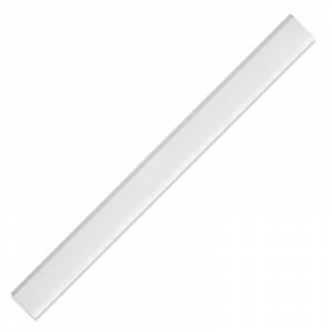 De Carpintero hexagonal - Lápiz de carpintero hexagonal de madera blanco