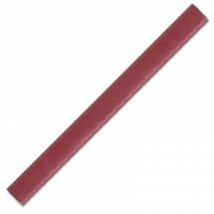 De Carpintero hexagonal - Lápiz de carpintero hexagonal de madera rojo