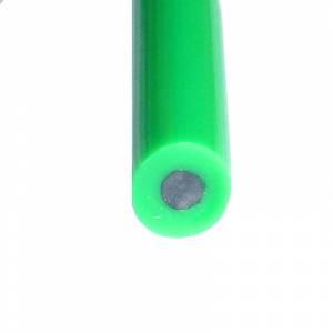 Imagen Lapices Flexibles Lápiz flexible redondo de plástico verde