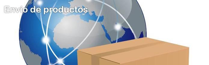 Fábrica de Lápices - Envío de productos