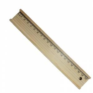 Imagen Cajas madera Caja madera 6 lápices de colores en madera