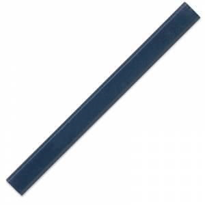 De Carpintero hexagonal - Lápiz de carpintero hexagonal de madera azul