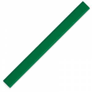 De Carpintero hexagonal - Lápiz de carpintero hexagonal de madera verde