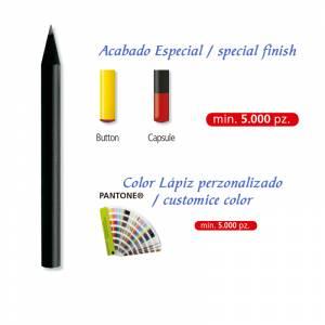 Lápices de madera_Redondo mini